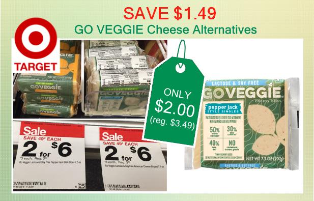 Go veggie coupon
