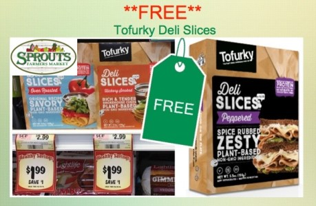 bd47a80f1824   FREE   Tofurky Deli Slices at Sprouts!