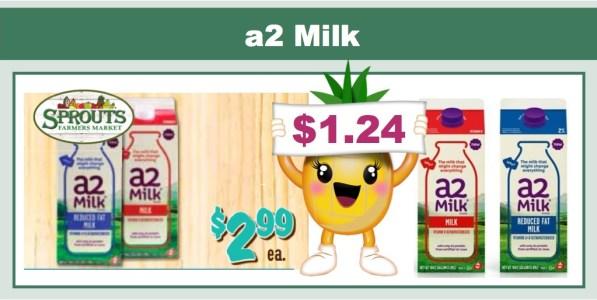 a2 milk coupon deal