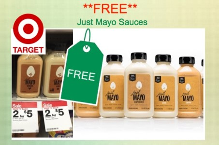 Just Mayo Coupon Deal FREE