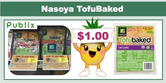Nasoya TofuBaked BOGO