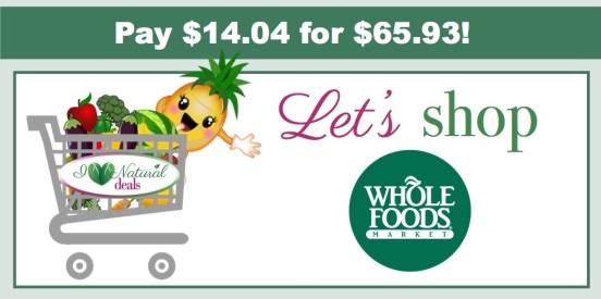 Let's Shop Whole Foods 080816
