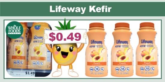 Lifeway Kefir coupon deal 1