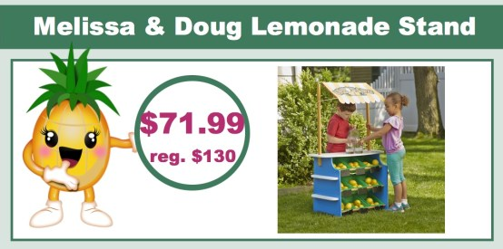 Melissa & Doug Lemonade Stand