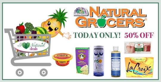 Natural Grocers Anniversary Sale