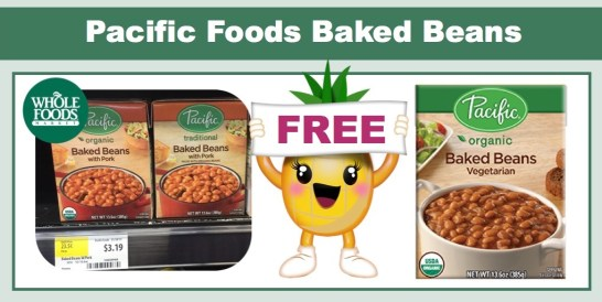 Pacific Foods Organic Beans Coupon Deal