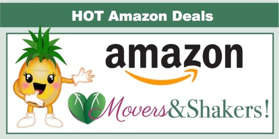 amazon movers and shakers