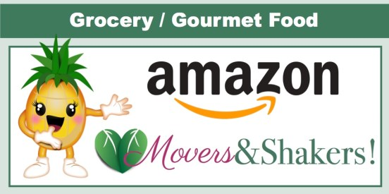 Amazon Movers & Shakers Groceries