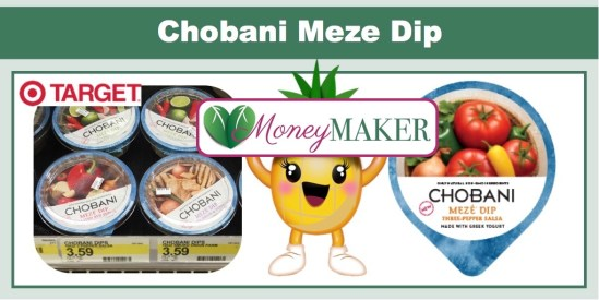 Chobani Meze Dip Coupon Deal
