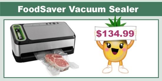 FoodSaver Automatic Vacuum Sealer