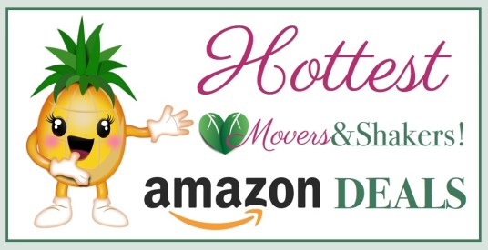 hottest movers and shakers amazon deals