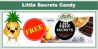 little secrets candies coupon
