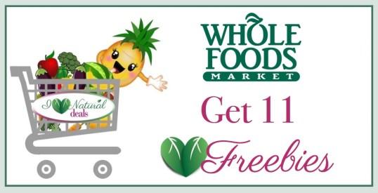 Whole Foods Freebies