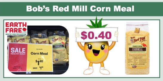 bobs red mill corn meal coupon deal