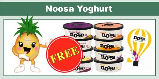 FREE Noosa Yoghurt