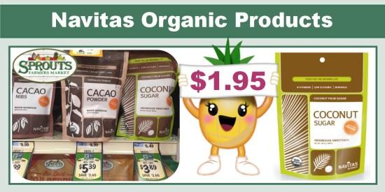 Navitas Organic Products Coupon Deal