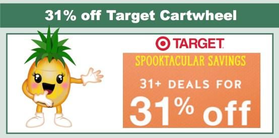 target spooktacular savings
