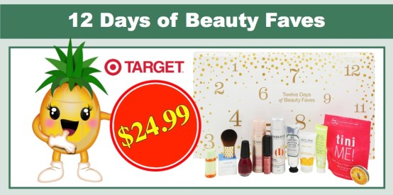 12 Days of Beauty Faves Beauty Box