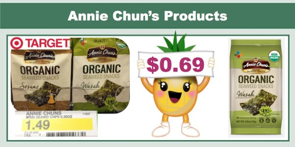 Annie Chun's Products