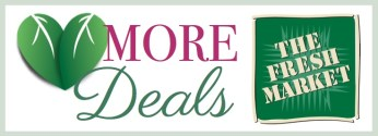 more the fresh market deals logo