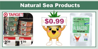 Natural Sea Products Coupon Deal