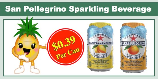 san pellegrino sparkling fruit beverage