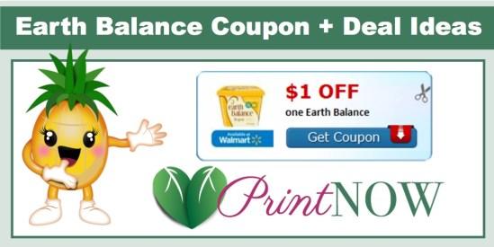 earth balance coupon