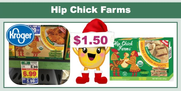 Hip Chick Farms Organic Chicken and Turkey Coupon Deal