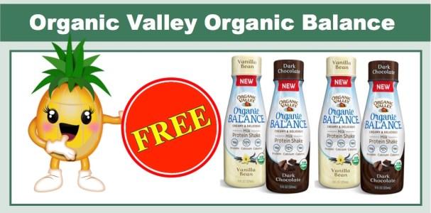 Organic Valley Organic Balance Protein Shake