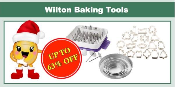 Wilton Baking Tools
