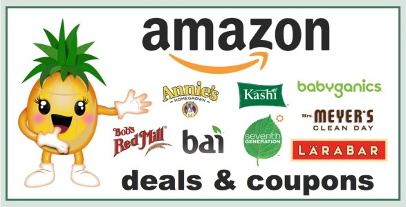 Amazon - Natural & Organic Deals and Coupons