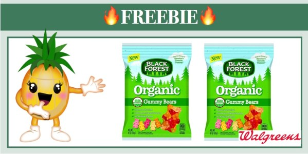 Black Forest Organic Gummies