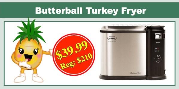 Butterball Turkey Fryer 23011615