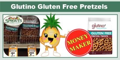 Glutino Gluten Free Pretzels Coupon Deal
