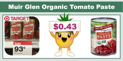 Muir Glen Organic Tomato Paste 093 sale