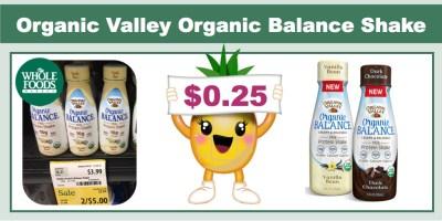 OrganicValleyOrganicBalance_2for5_sale