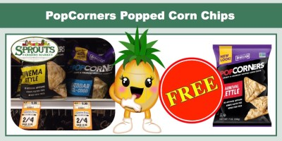 PopCorners Chips Coupon Deal