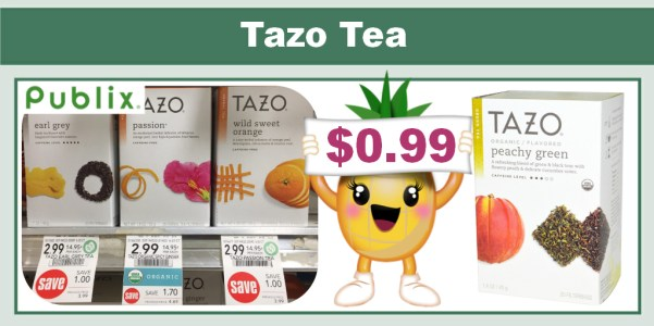 Tazo Tea Coupon Deal
