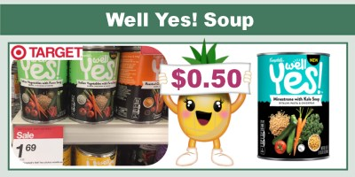 Well Yes! Soup Coupon Deal