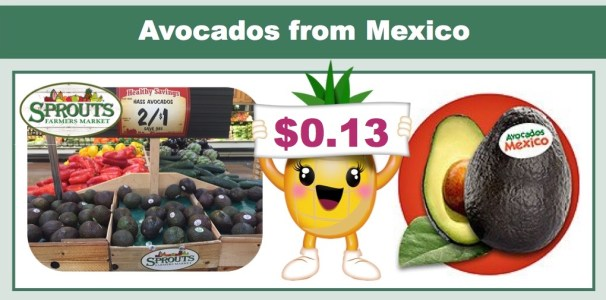 Avocados From Mexico Coupon Deal