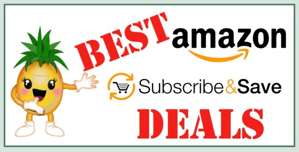 Updated 3 21 Best Natural And Organic Amazon Subscribe And Save Deals