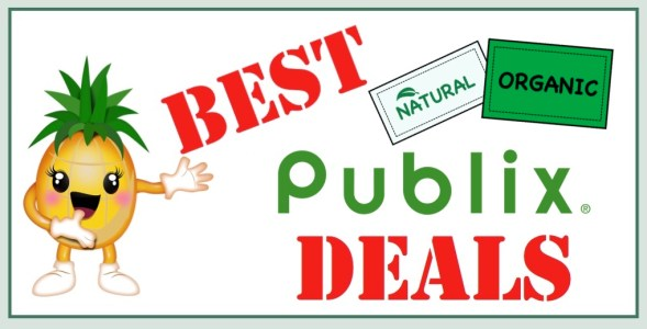 Best Natural and Organic Publix Deals