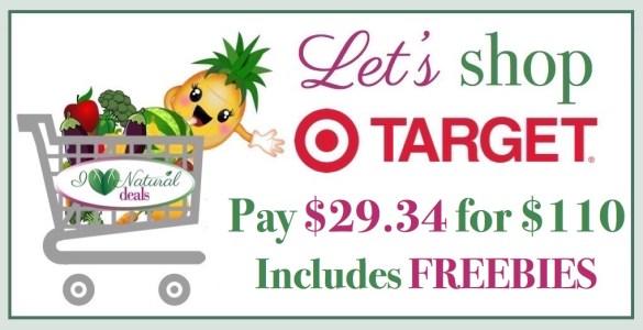 Let's Shop Target 032417