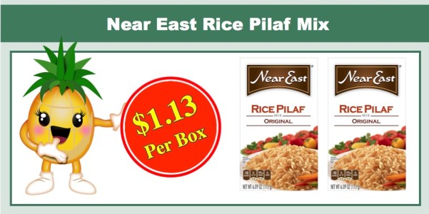 Near East Rice Pilaf Mix