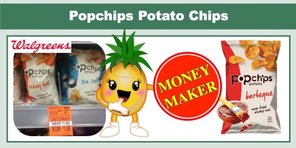 Popchips Potato Chips Coupon Deal
