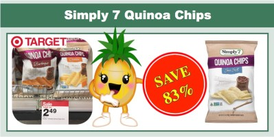 Simply 7 Quinoa Chips Coupon Deal