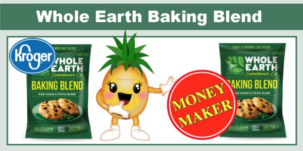 Whole Earth Sweetener Co. Baking Blend Coupon Deal