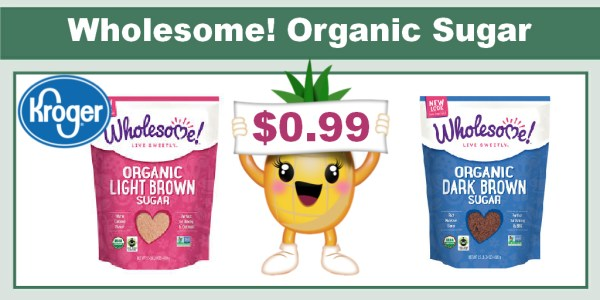 Wholesome! Organic Sugar Coupon Deal
