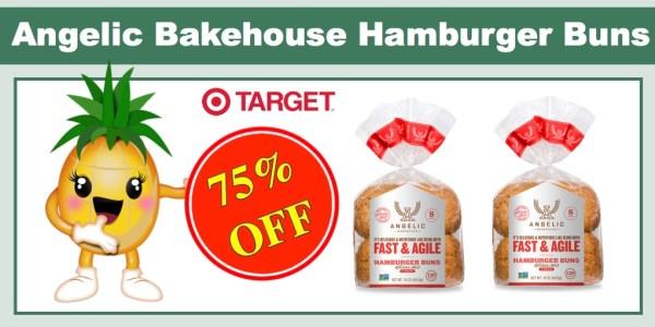 Angelic Bakehouse Hamburger Buns Coupon Deal