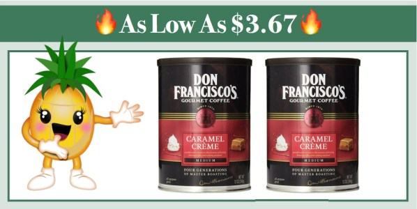 Don Francisco's Caramel Crème Ground 12 oz.